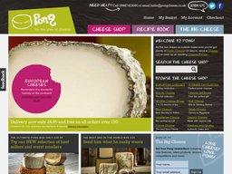 Pong Cheese screenshot