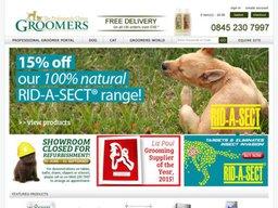 Groomers Online screenshot